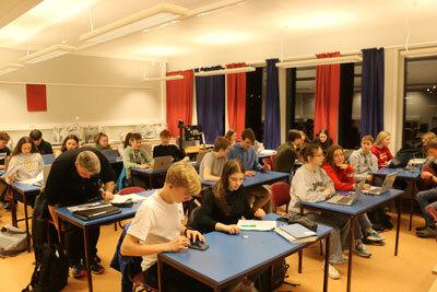 Elevar i klasserom