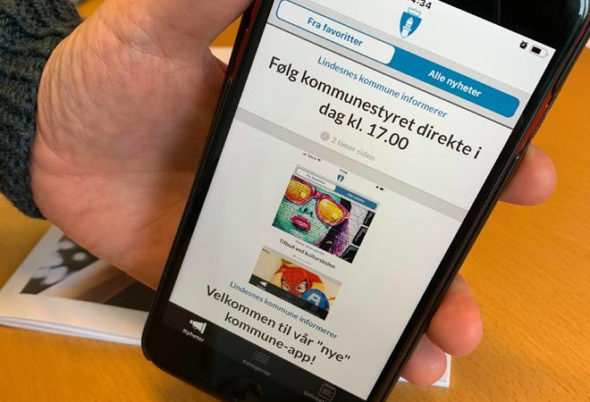 Kommune-app