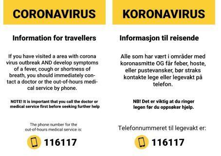 02 03 Helsedirektoratet Apner Informasjonstelefon For Sporsmal Om Korona Vennesla Kommune