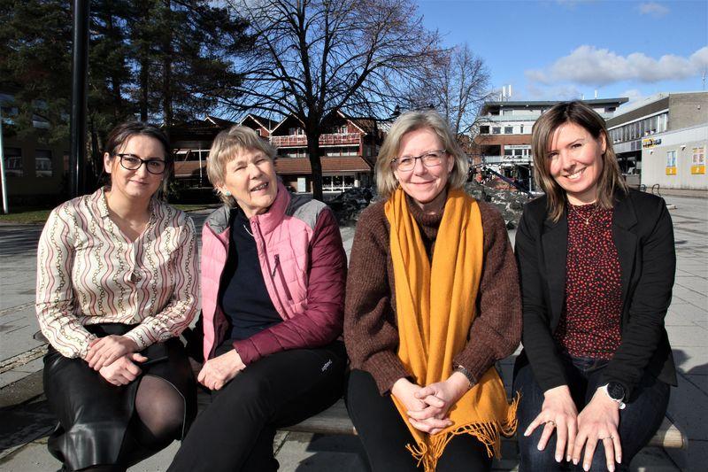 Indira Derviskadic, Inger Turid Tonstad, Tove Linda Høgstøl og May-Lene Lunde Uberg inviterer alle lag og foreninger til å svare på hvordan Venneslas nye frivillighetspolitikk skal bli.