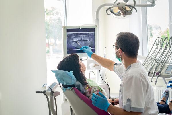 Behandlingssituasjon - tannlege