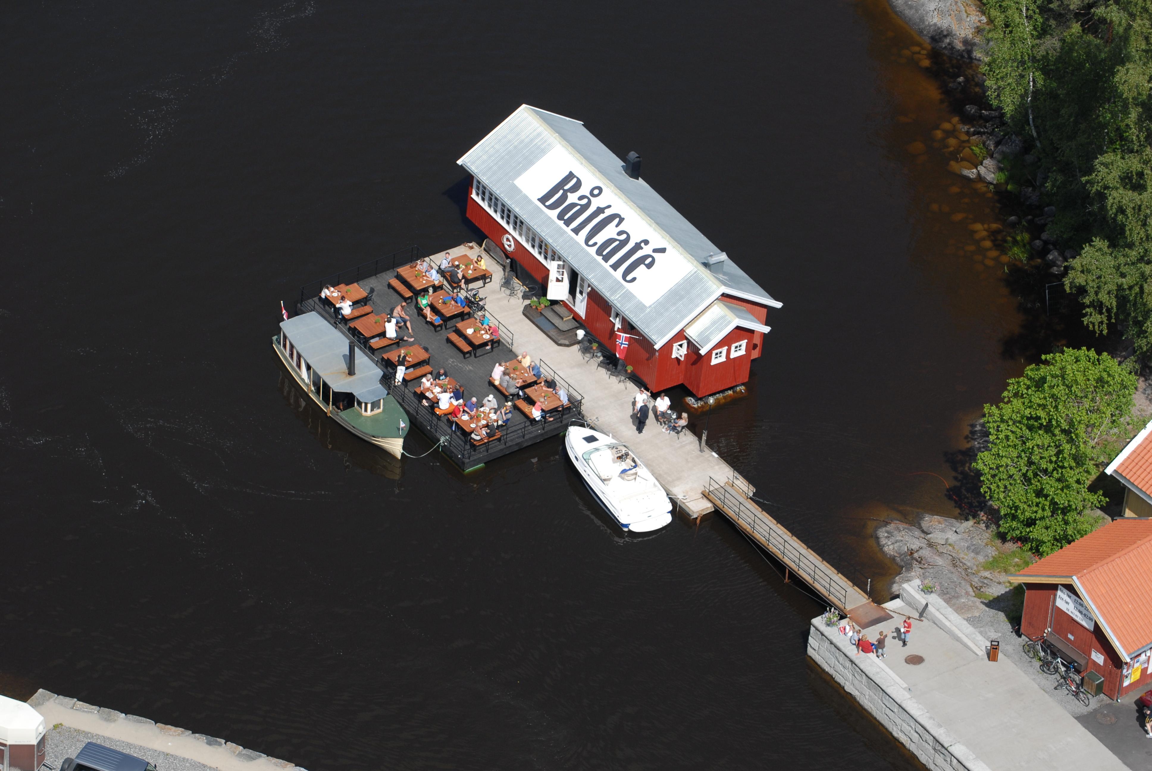 båtkafe