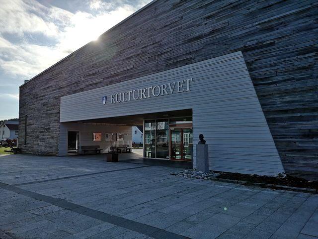 Kulturtorvet - Vigeland bibliotek
