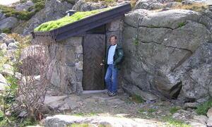 Toalett på Lefsøy