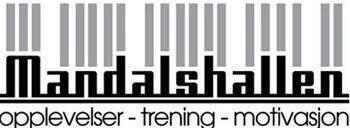 Mandalshallen - logo