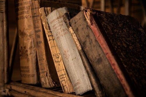 Gamle bøker