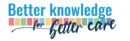 logo, world drug day. Better knowledge for better care