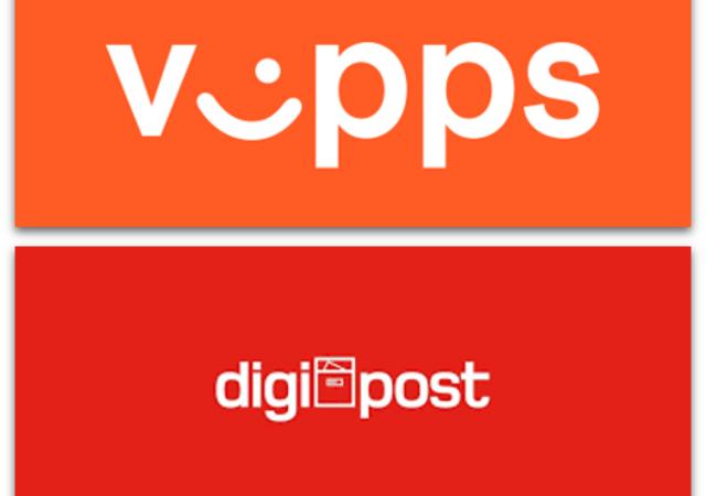 Vipps og Digipost logo