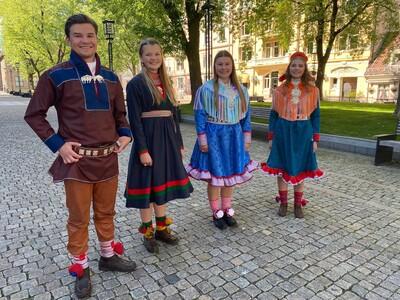 Samiske veiledere 2020 - 2021