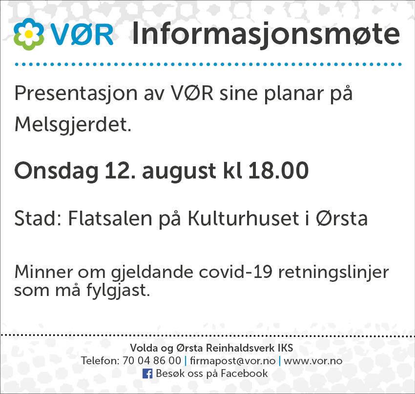 Annonse presentasjon Melsgjerdet 12