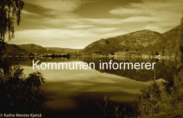 Kommunen informerer 2020