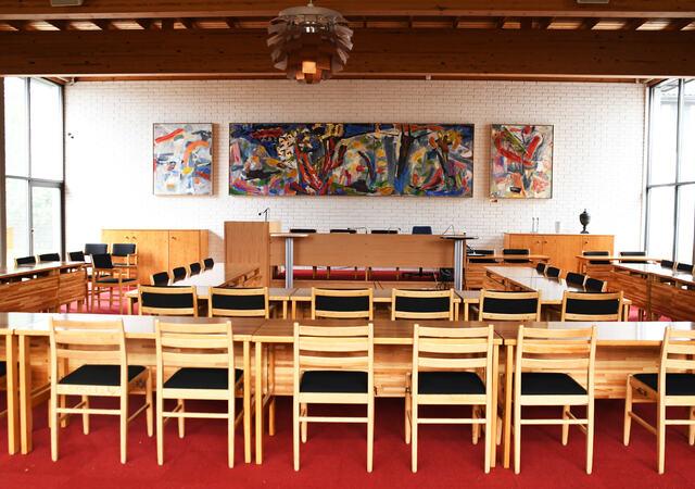 Kommunestyresalen