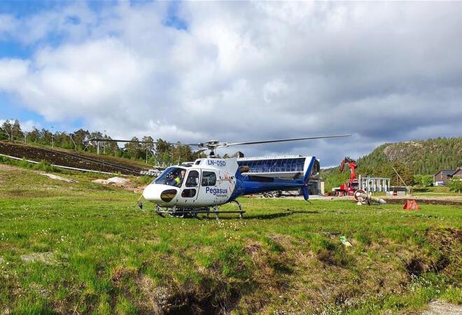 Helikopter - Pegasus