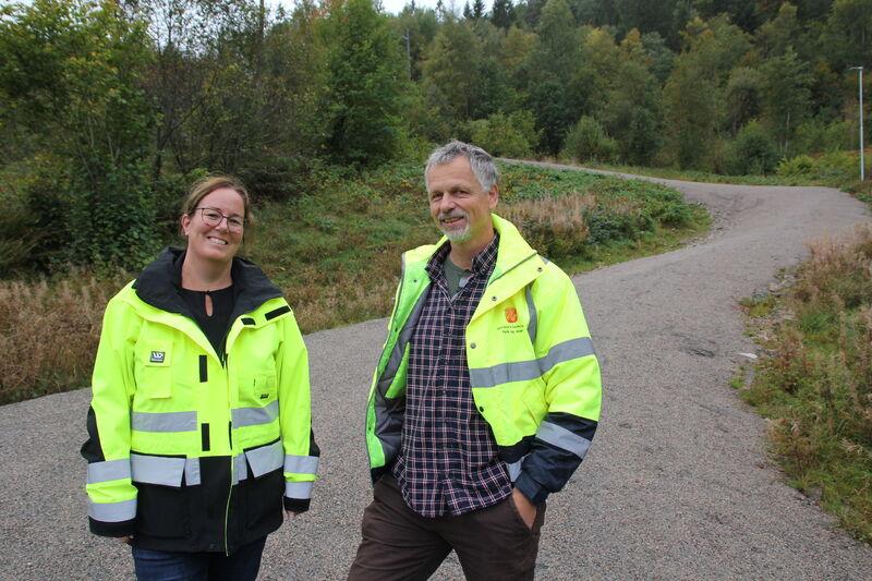 Ingrid og Ole Petter
