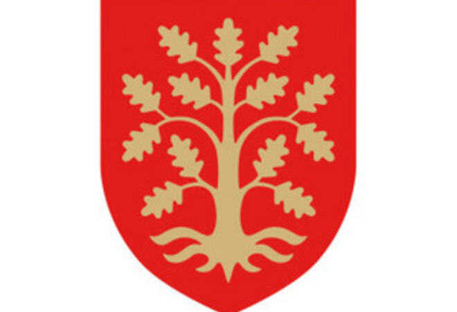 Fylkesvåpen Agder fylkeskommune