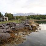 Kunnskapslageret på Årøya. Foto: Solveig Enoksen