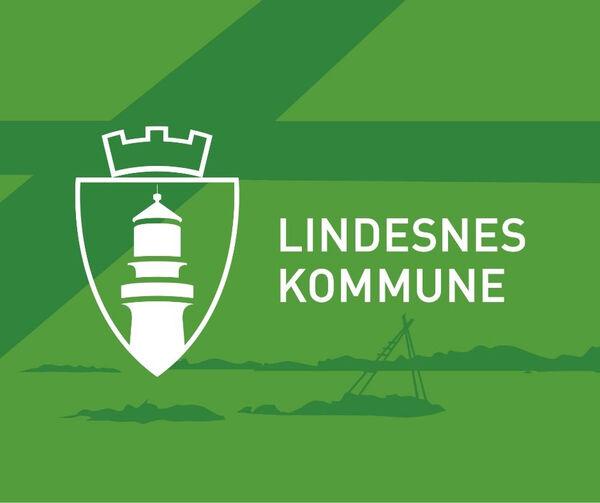 Lindesnes kommune grønn bakgrunn