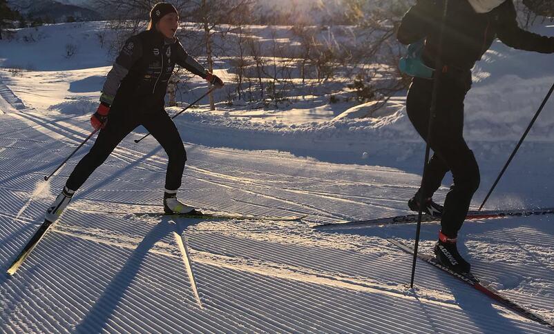 Skiskytter 21