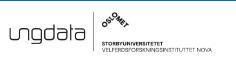 ungdata logo