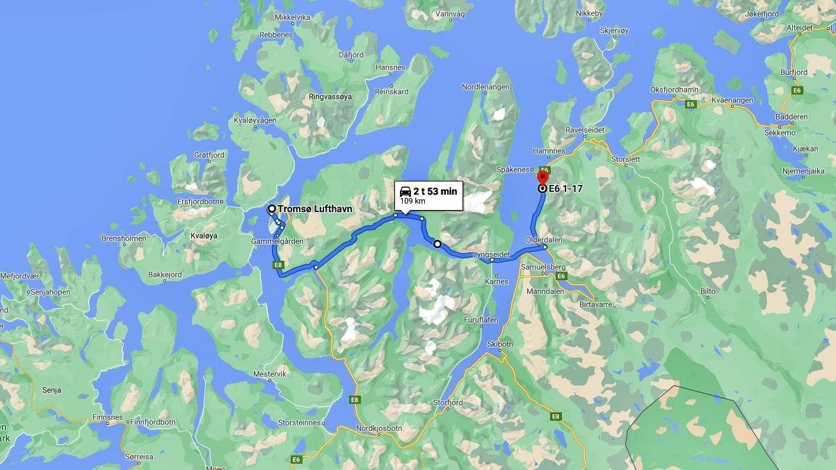 Kjørerute fra Tromsø med ferge.jpeg