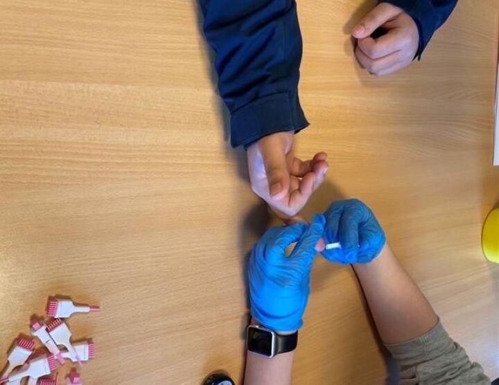 Blodsukkermåling