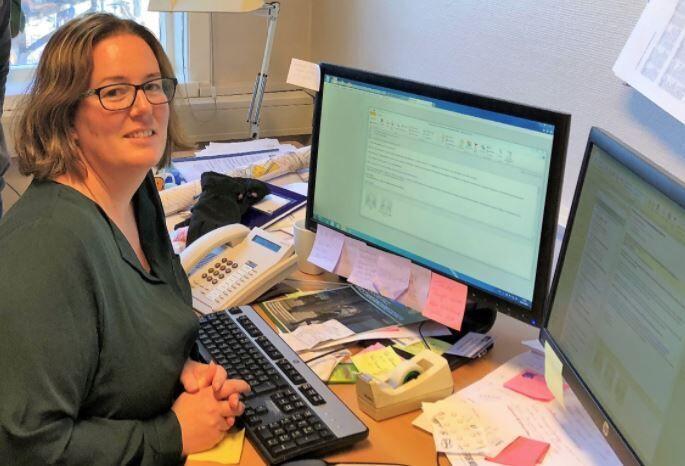 Beredskapskoordinator Ingrid S. Konsmo