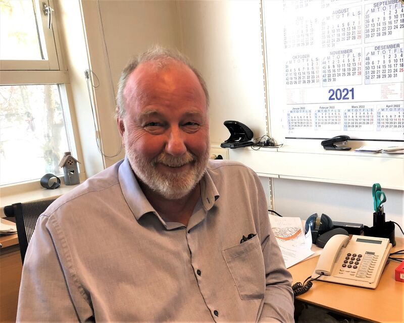 Næringsrådgiver Torgeir Haugaa