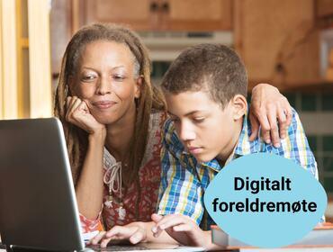 digitalt foreldremøte