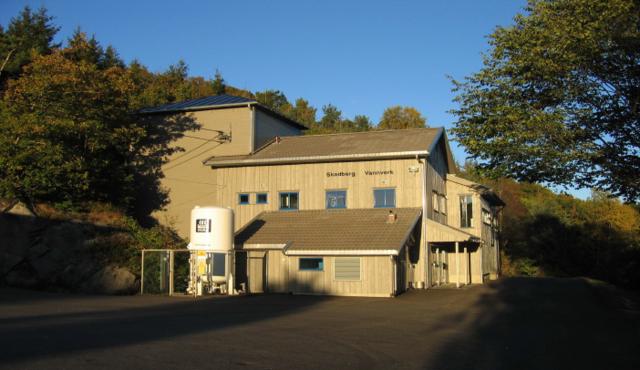 Skadberg vannverk