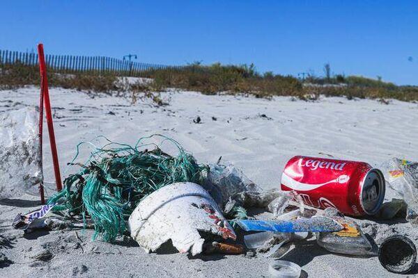 Marin forsøpling