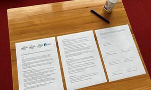 Samarbeidsavtalen