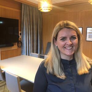 Marianne Wegge er ansatt som kommunalsjef oppvekst i Vennesla kommune.