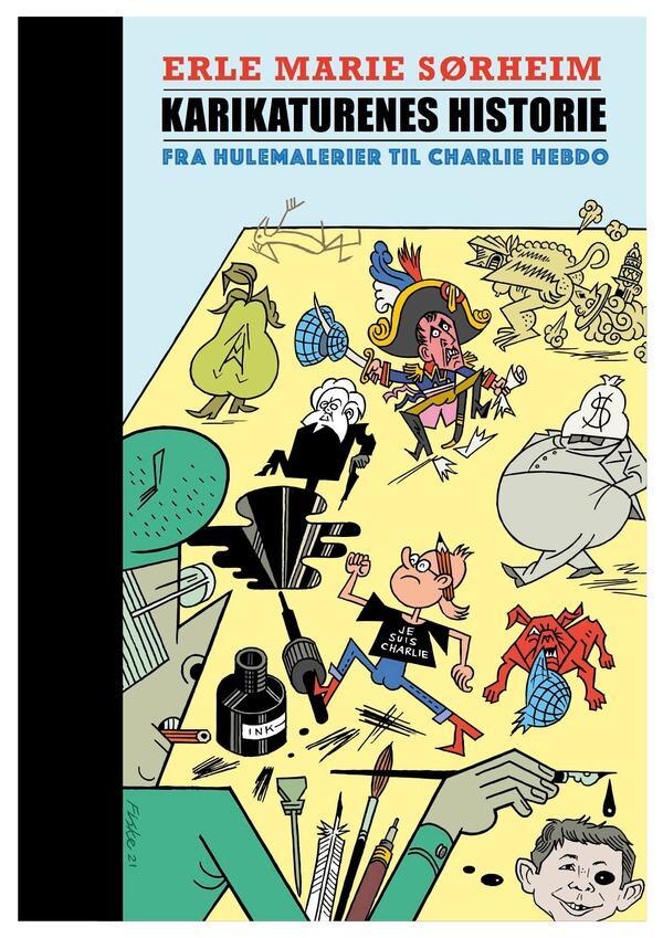 Karikaturenes historie forside