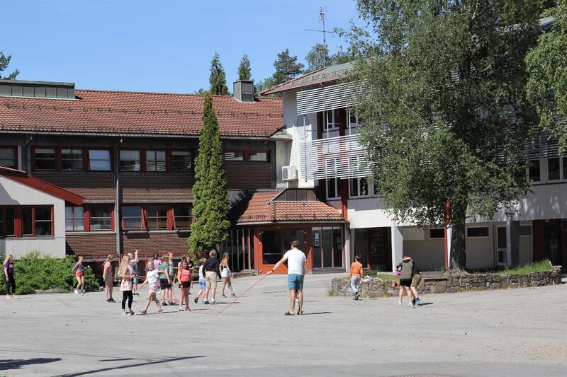 vennesla skole