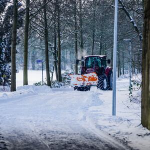 Brøyting,snø