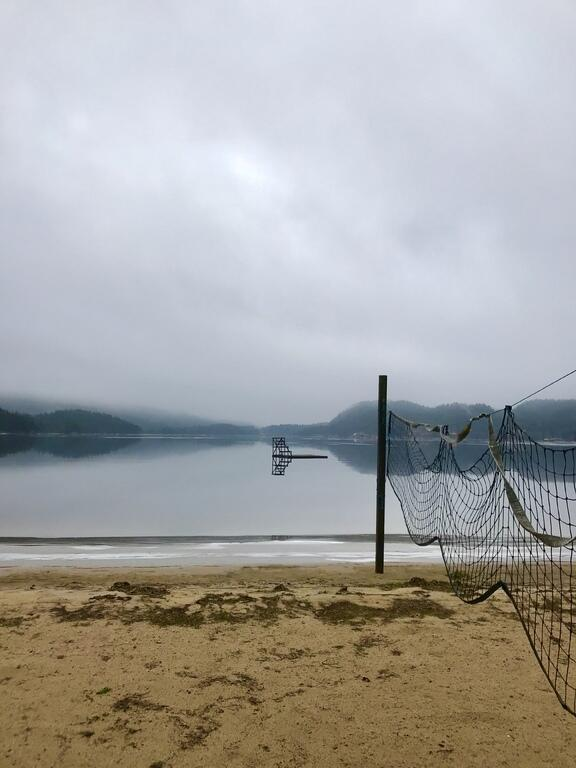 badeplass v Sandlandsvannet[1]