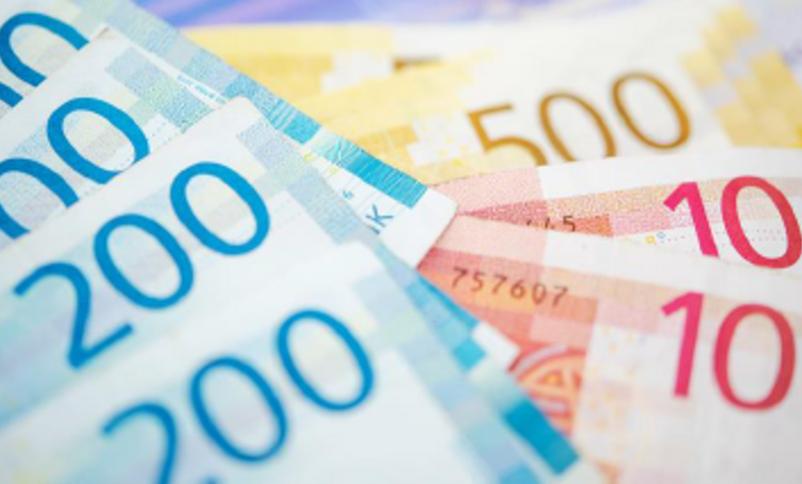 Bilde av pengar