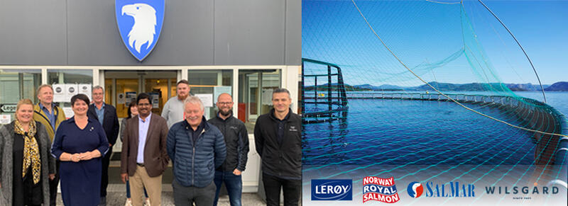 Sjømatfondet: første partnermøte 8. september 2021