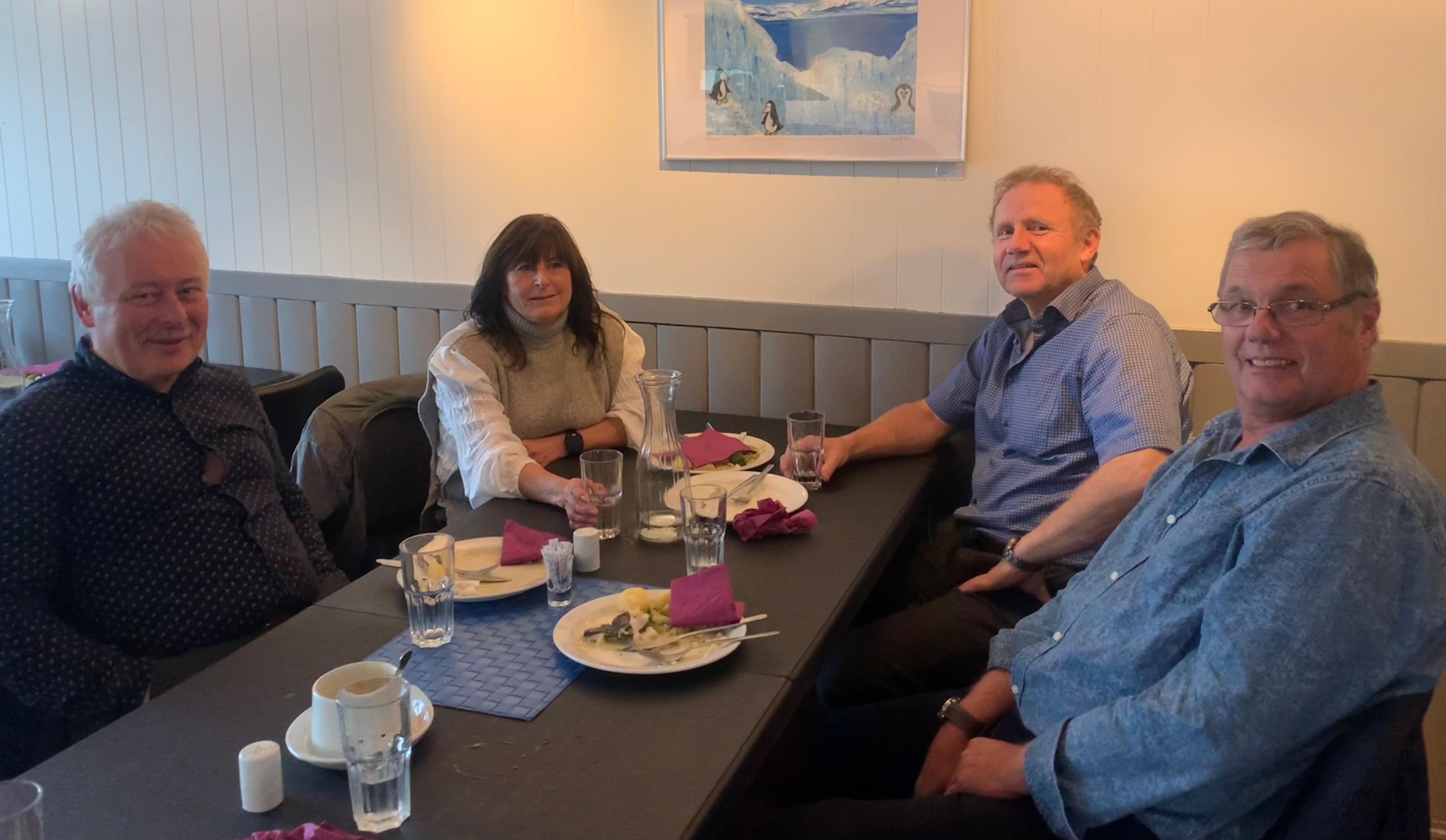 Sjømatfondet: SalMar og Formannskapet