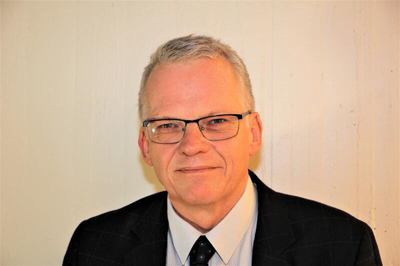 Rådmann Svein Skisland.