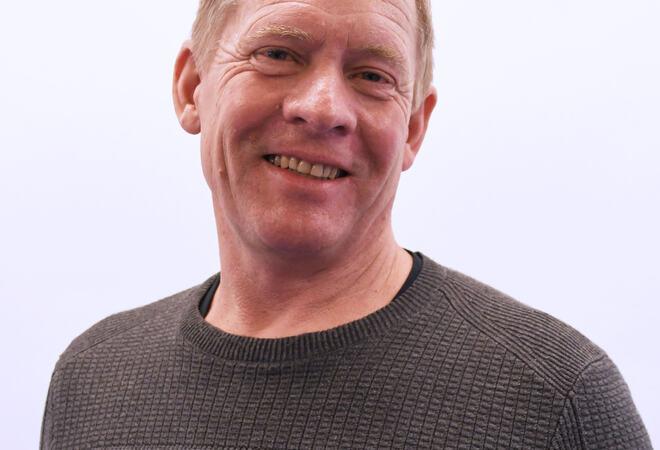 Rune Bruskeland, kommunalsjef oppvekst