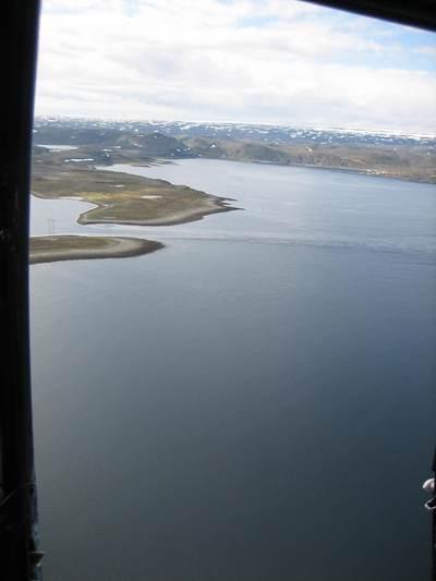 Strømmen og Kongsfjord