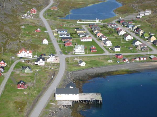 Kongsfjord bebyggelse