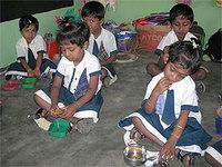 I barnehagen får barna næringsrik mat
