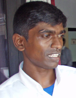 Gunasekaran - leder av 4U