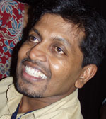 Ungdomskoordinator Jayasinghe