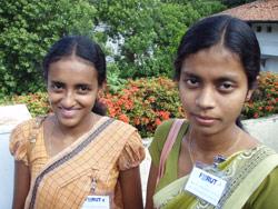 Sosialarbeidere fra Sarvodaya