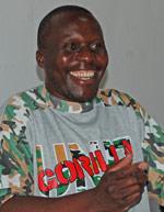 Gerard Chigona, Kirkens Nødhjelp i Malawi