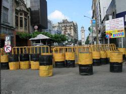 Colombo er avsperret i anledning 60-årsfeiringen (arkivbilde
