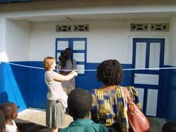 Skoleåpning i Sierra Leone